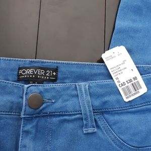 Forever21+ Highrise Skinny sz 16 NWT
